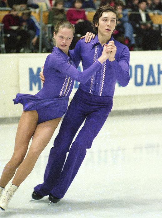 Елена Васюкова и Алексей Погодин