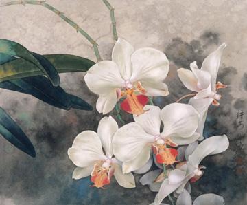 Китайский художник Zou Chuanan