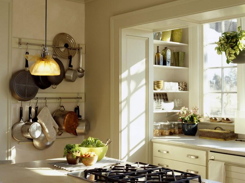 Распределяем место на кухне грамотно