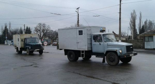 ДНР передала Киеву 13 заключенных, пожелавших «досиживать» наУкраине