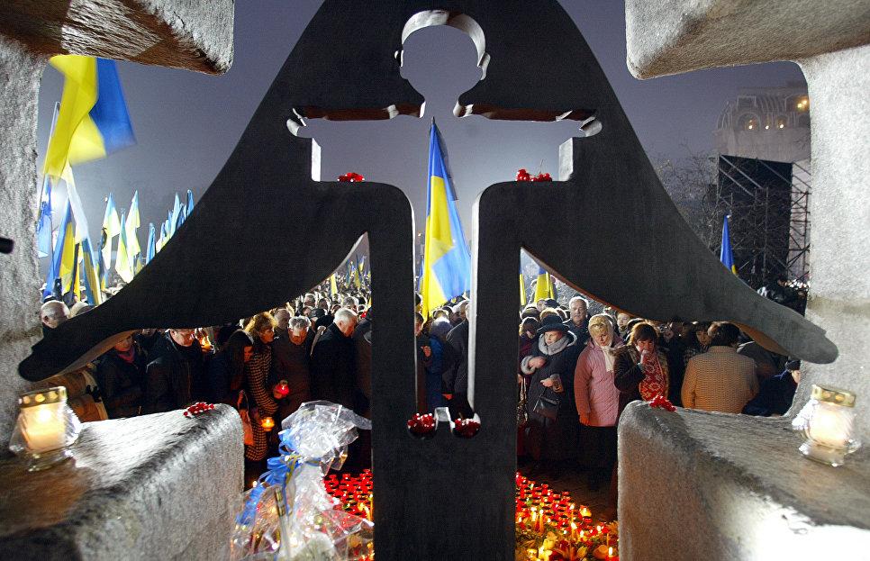 Вашингтонский геноцид: США спекулируют на теме голода на Украине. Ростислав Ищенко