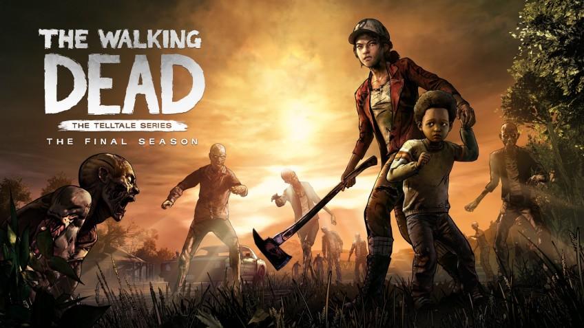 Постер последнего сезона The Walking Dead от Telltale отсылает к первому сезону