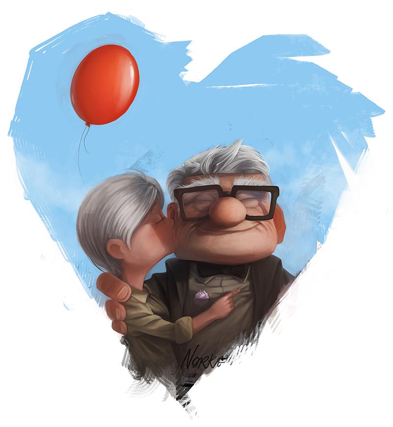 """""""Когда мне будет восемьдесят пять..."""" Трогательный стишок про любовь до глубокой старости"""