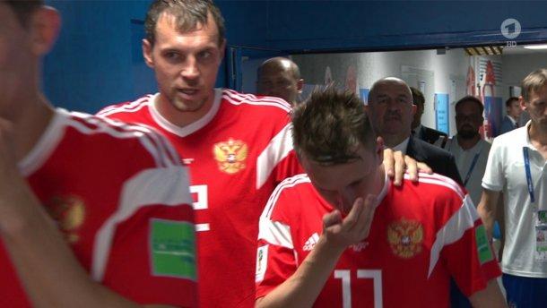 Немцы обвинили российских футболистов в допинге