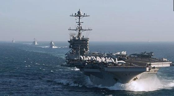 Американский адмирал назвал учения у берегов Норвегии сигналом для России