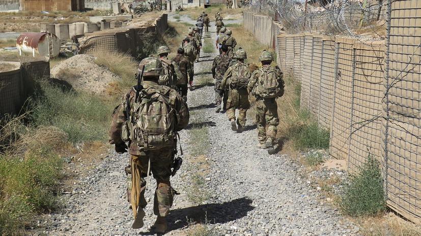 СМИ: 40 главарей ИГ сбежали из тюрьмы «Талибана» в Афганистане при помощи США