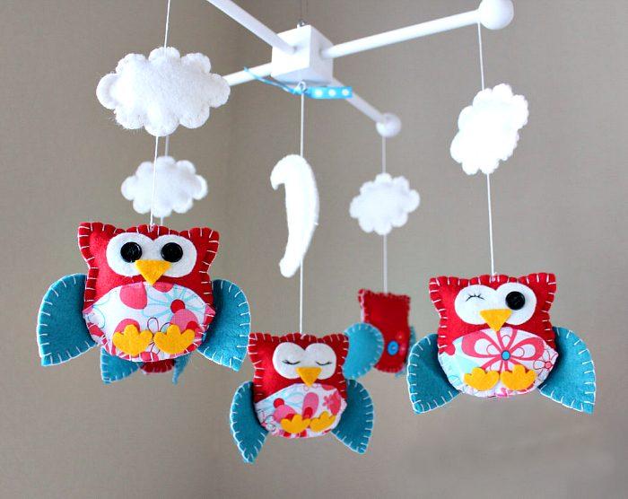 18 идей красочного декора детской комнаты