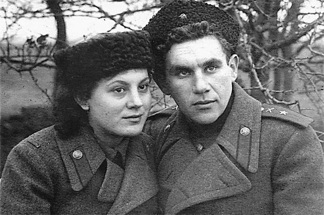«Тётя Шура и дядя Лёша». Их история любви вдохновляла Владимира Высоцкого