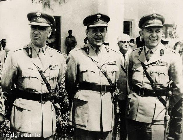 Переворот «Черных полковников» в Греции