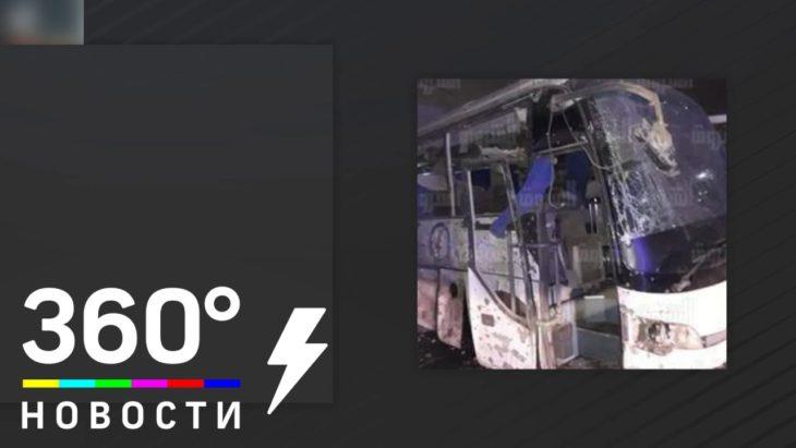 В Египте взорван туристический автобус, есть жертвы последние новости с места событий, фото и видео