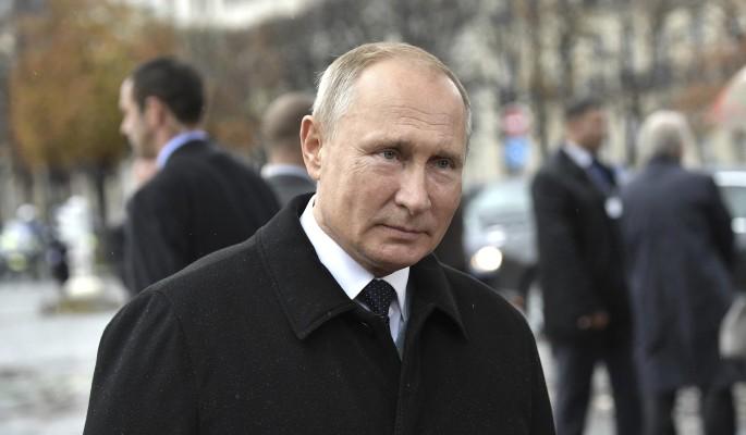 Кремль выступил с заявлением после атаки на Путина