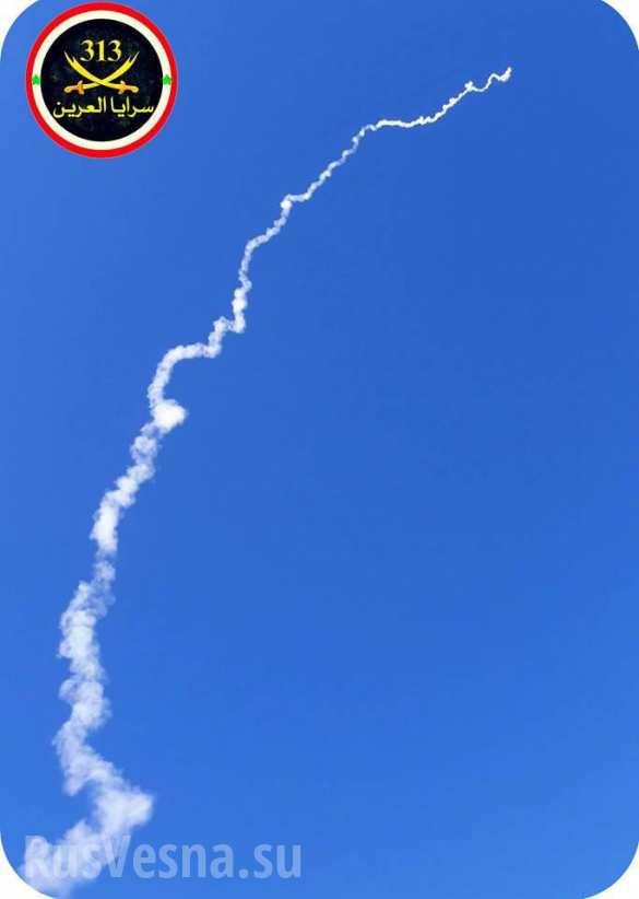 «Панцирь» отразил ракетную атаку на базу ВКС России в Сирии