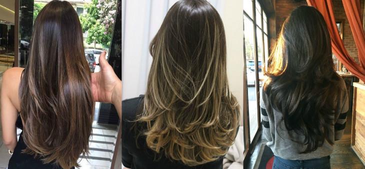 Освежись: варианты стрижки каскад для разной длины волос