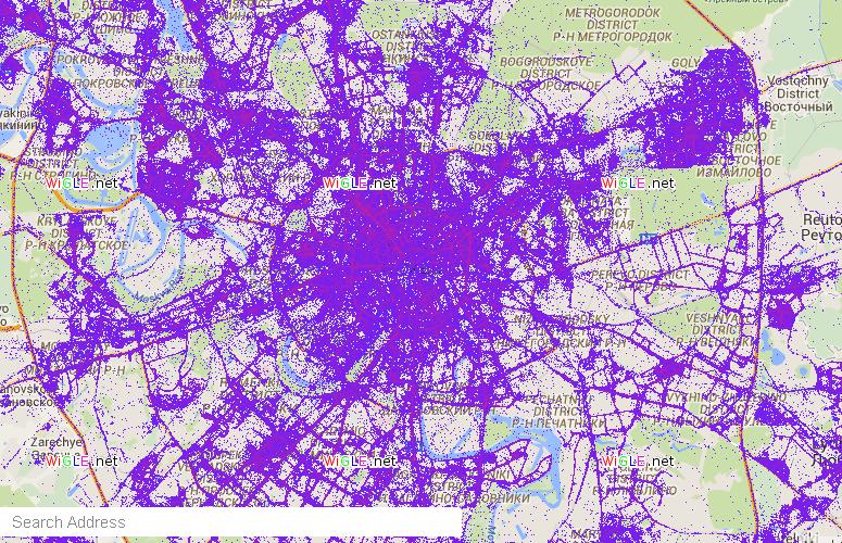 Ваш wi-fi расскажет, где вы живёте, где работаете и где путешествуете