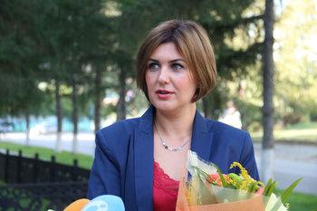 Новосибирская мама двоих детей на скаку задержала преступника