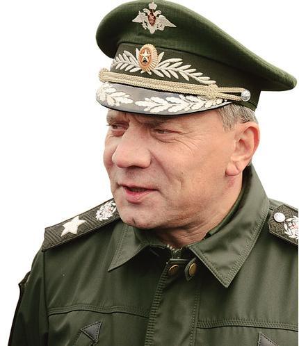 Интервью заместителя министра обороны Российской Федерации Юрия Борисова