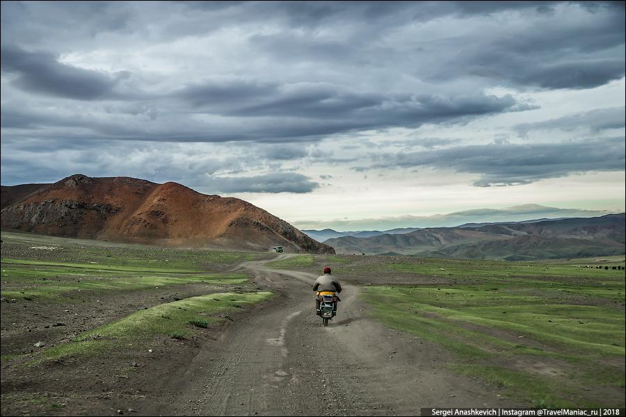Так ли ужасны монгольские дороги?