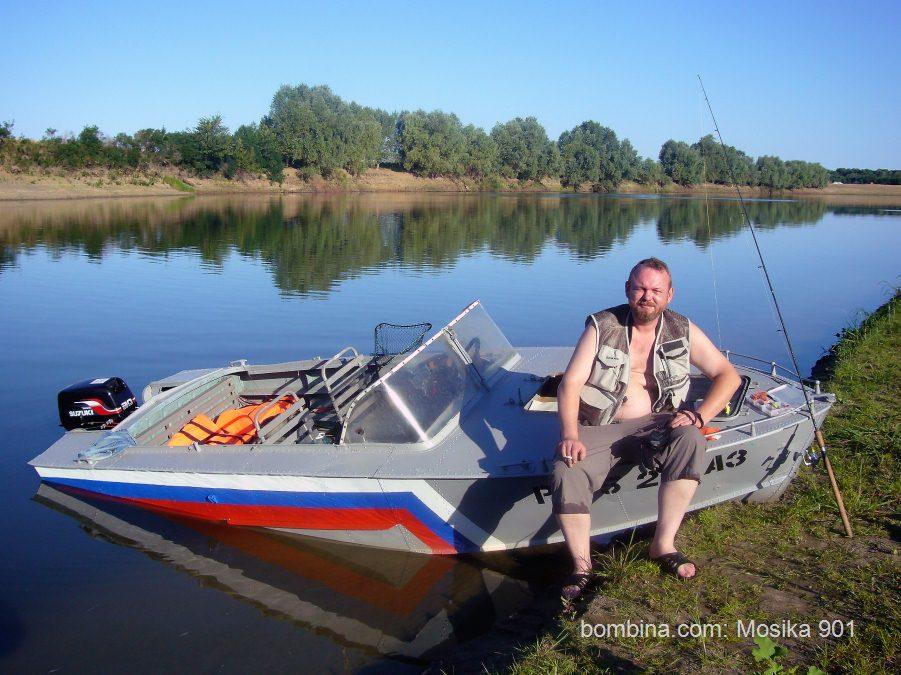отчет о рыбалке николаев