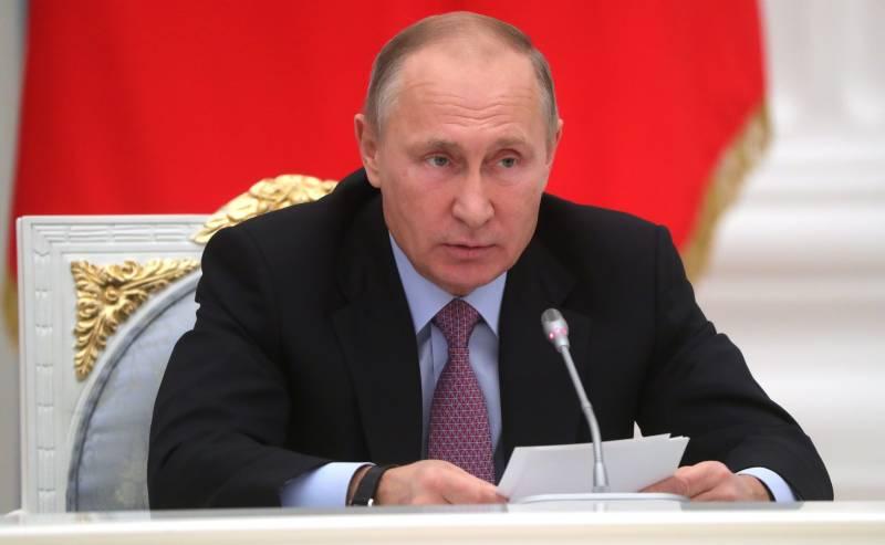 Проект «ЗЗ». Русский народ почитает Путина, а Путин боится русского народа