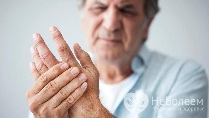 Остеоартроз кистей рук чаще встречается у людей пожилого возраста