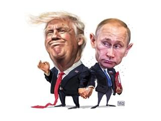 Пакт Путина-Трампа