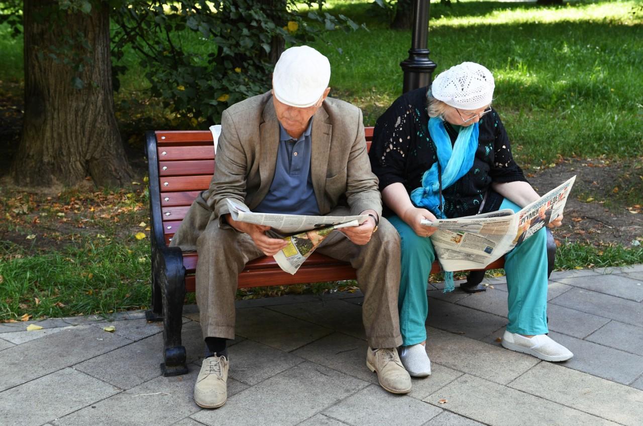 Россияне ответили, когда наступает старость