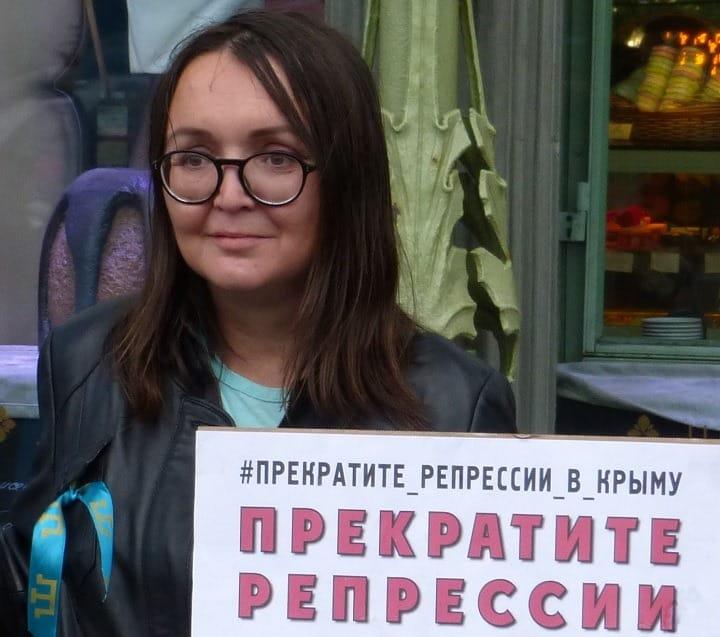 Убийство проукраинской либер…