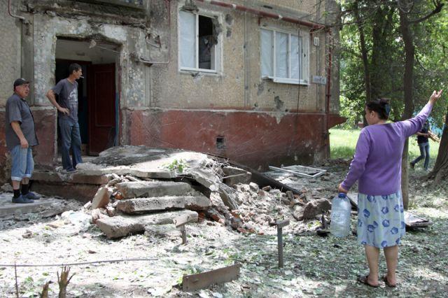 Четыре населенных пункта в ДНР обесточены из-за обстрела со стороны ВСУ