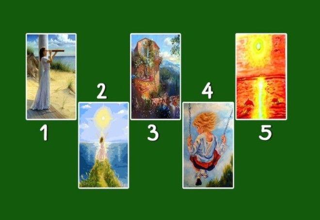Какую карту вы выбрали? Выбор покажет,какой этап в жизни вы сейчас проходите