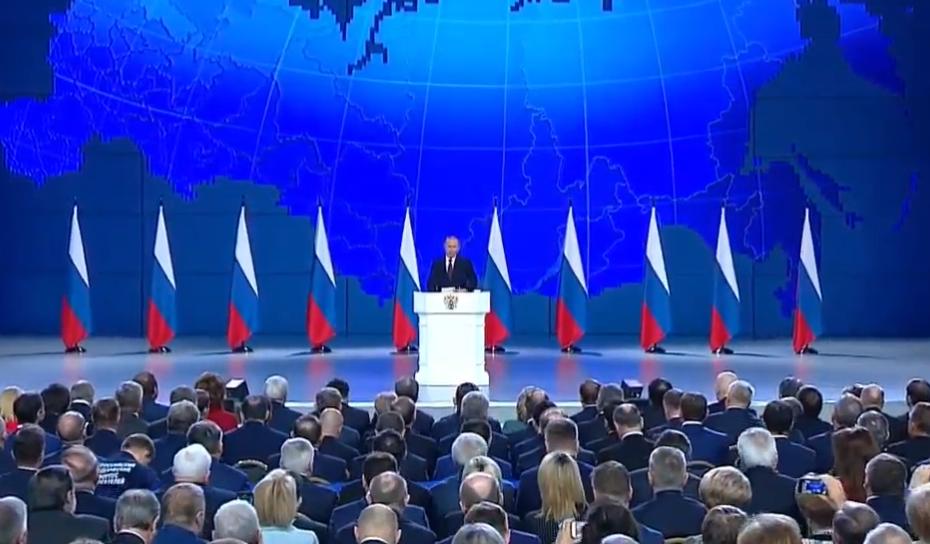 Владимир Путин сказал о необходимости изменения системы ухода за пациентами