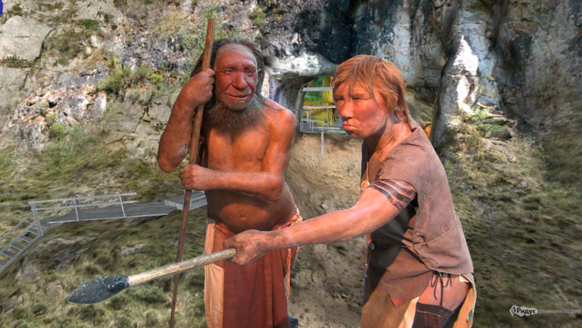 «Очумелые ручки»: неандертальцы умели работать с мелкими предметами