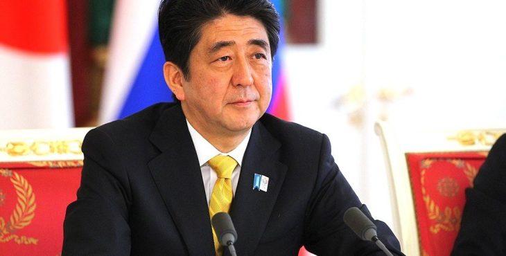 Премьер-министр Японии: если нам отдать острова, мы не поставим там военные базы