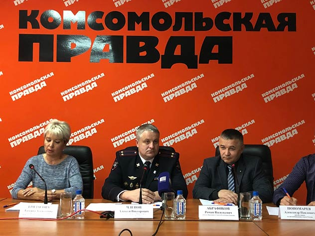 Социальная кампания «Навстречу безопасности» покоряет регионы