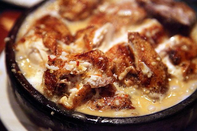 Чкмерули — курица, которая просто тает во рту! Просто и невероятно вкусно