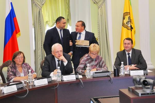 Олег Ягов принял участие в заседании Круглого стола на тему очередного выпуска Книги памяти