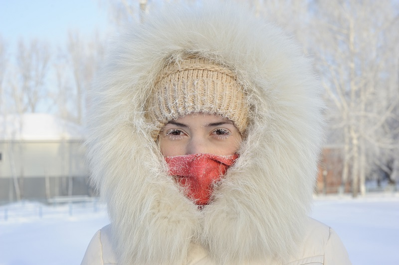 холодная зима 2018