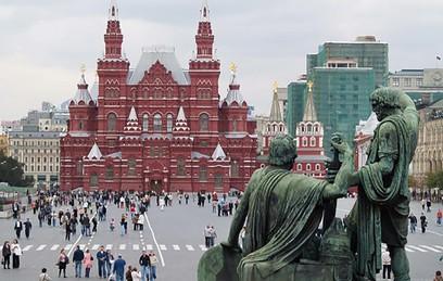 В России собирают средства на реставрацию памятника Минину и Пожарскому