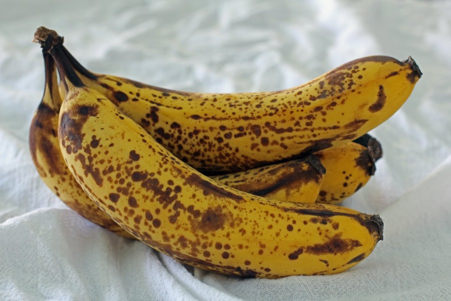 Но не банан обычно губит, а к 11 - туз