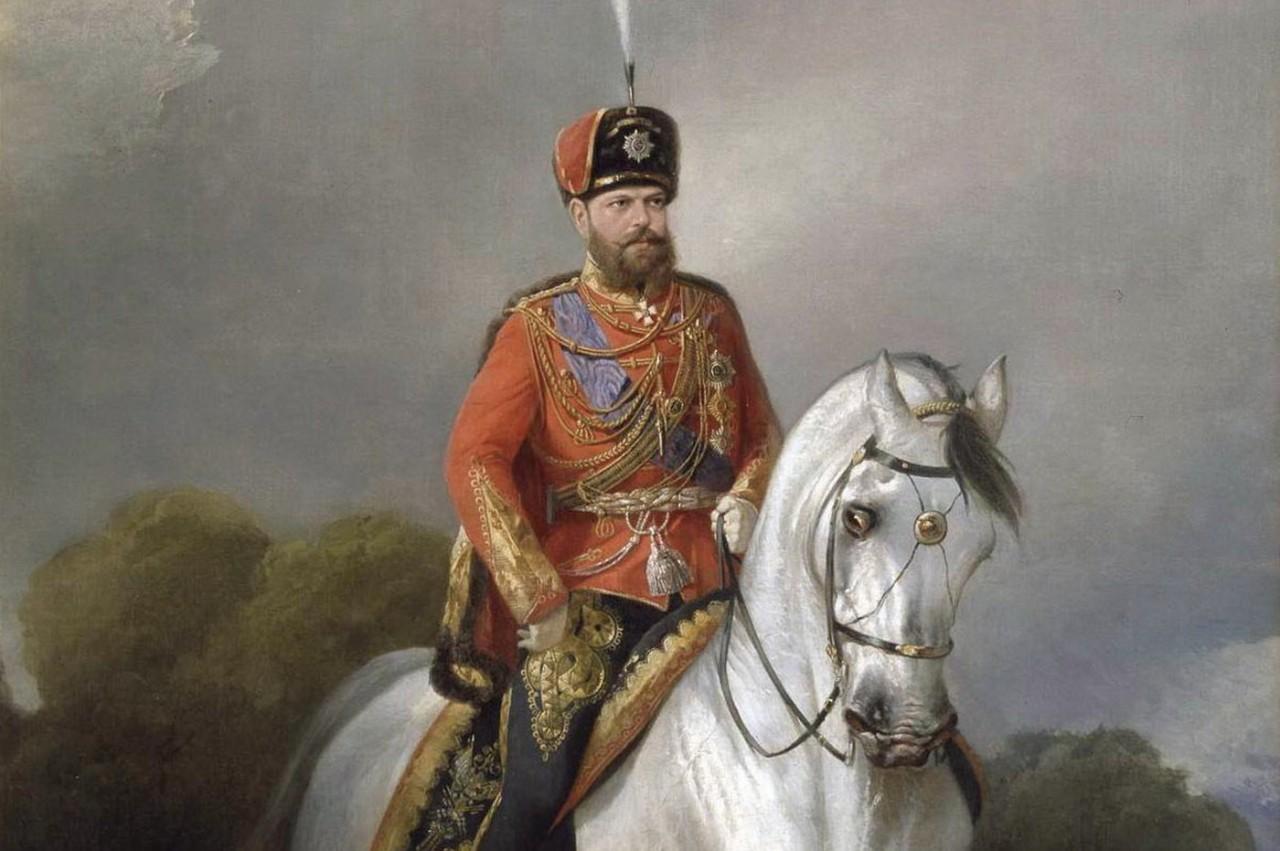 Богатырь, миротворец и художник. Интересные факты из жизни Александра III