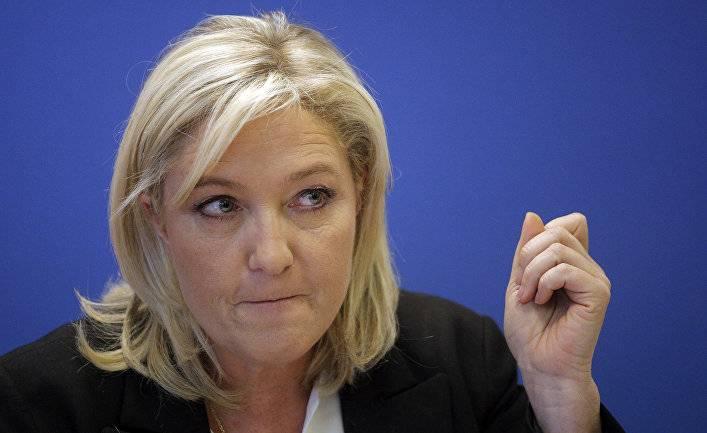 Ле Пен вновь заявила о необходимости нормализации отношений с Москвой