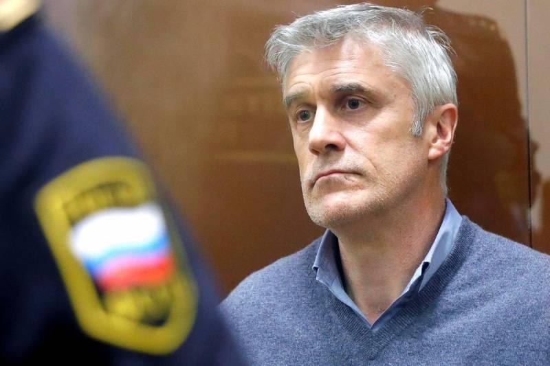 Кто стоит за арестом в Москв…