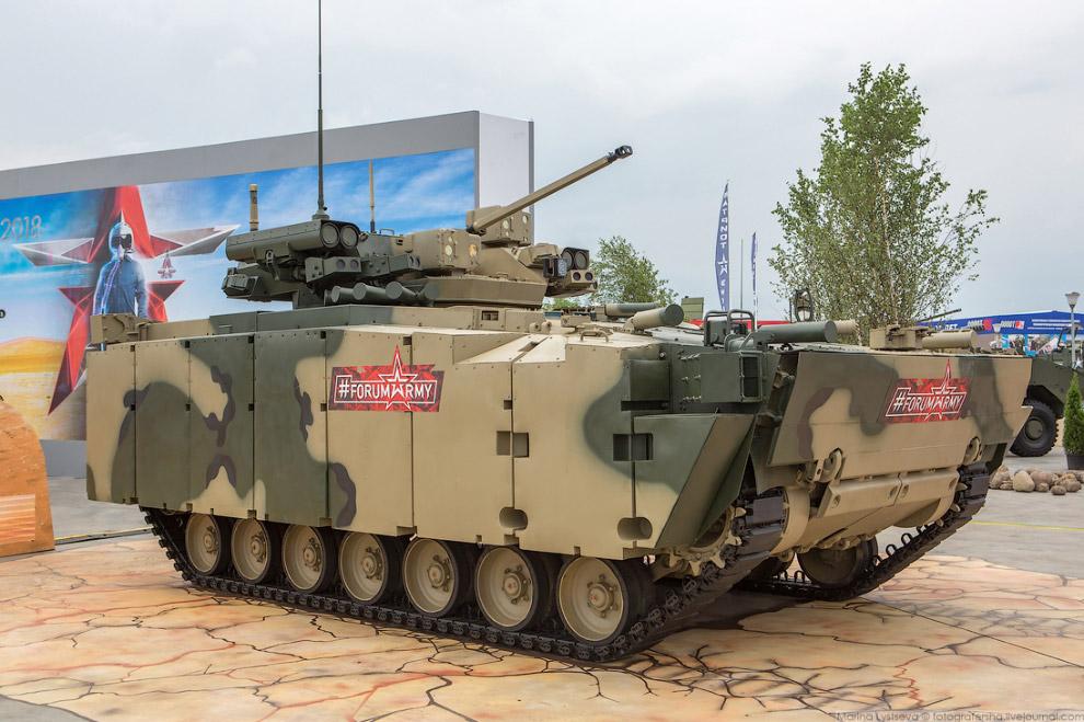 """БМП """"Курганец-25"""""""