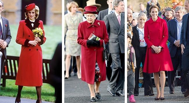 Почему королевские особы носят похожие вещи и выглядят при этом превосходно