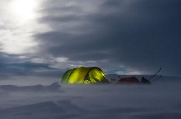 Покоритель Антарктиды рассказал, какие две фразы поддерживали его в пути