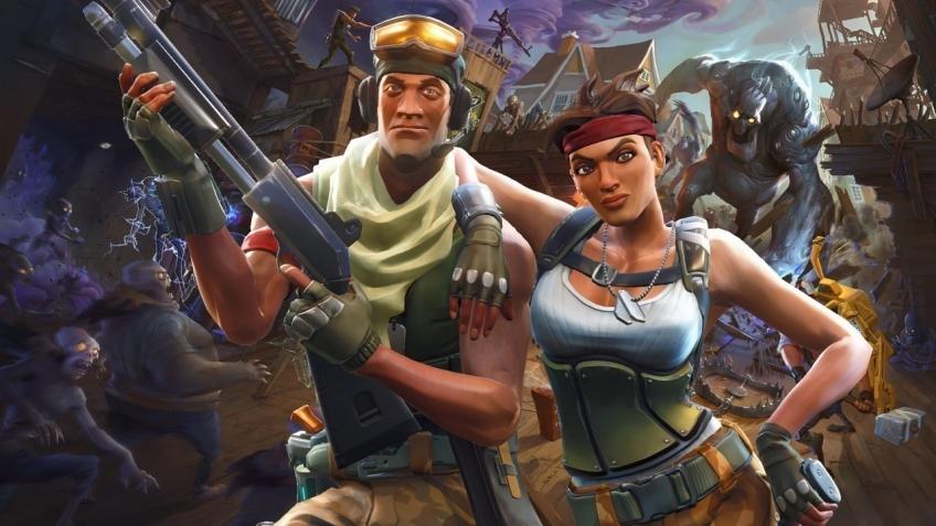 В Fortnite начнется «Королевская битва»