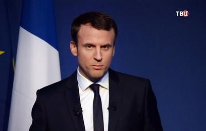 Макрон: отставка Асада больше не является обязательным условием