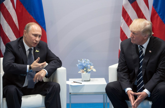 Ответ Владимира Путина на ам…
