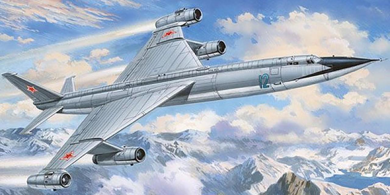 Самолёт М-50: как советская авиация проиграла межконтинентальным ракетам