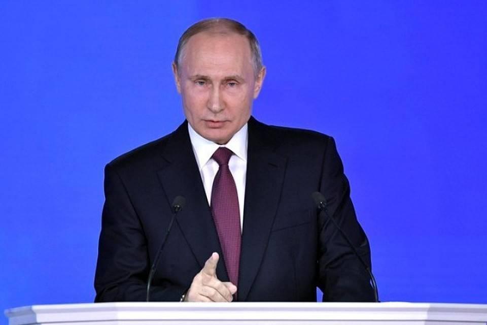 На самом деле: послание Путина — это ответ на речь Черчилля в Фултоне