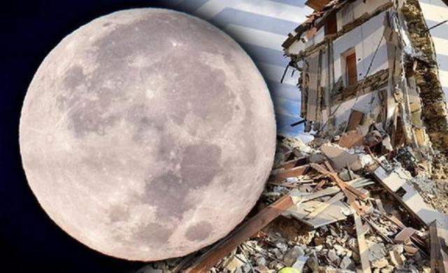 Суперлуние и парад планет серьезно влияют на землетрясения